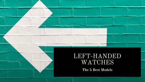 left-handed and destro watches