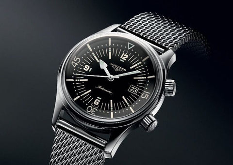 Longines Super Compressor Watch