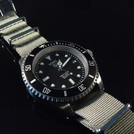MWC Submariner Watch