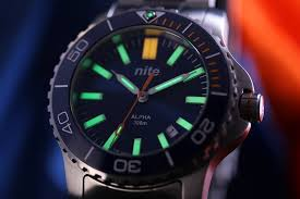 Nite Tritium Watch