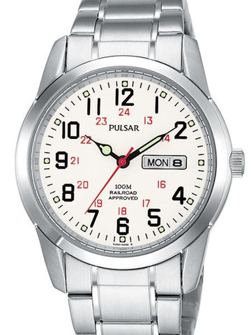 Pulsar Railroad Watch