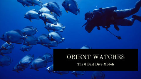 The Best Orient Dive Watches