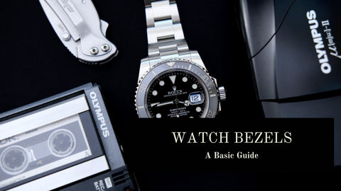 Learn About Watch Bezels