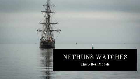 Nethuns Affordable Dive Watches