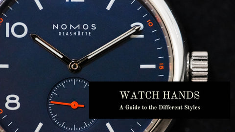 A guide to Affordable Watch Hands