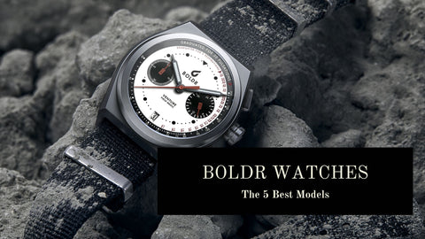 The Best Boldr Watches
