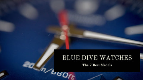 The Best Blue Dial Dive Watches