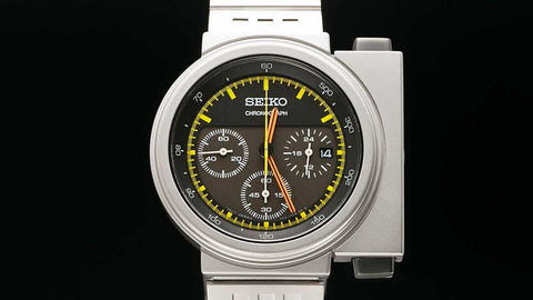 Seiko Ripley Watch