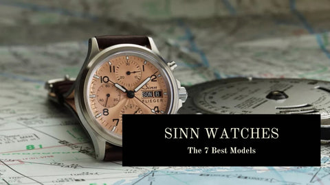 Sinn watches - made in Germany