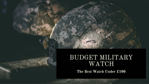 Best Affordable Military Watch