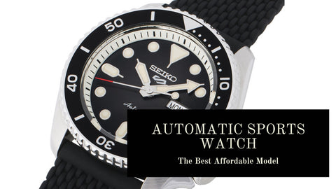 The Best Affordable Sport Watch