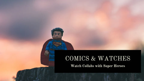 Watches and Comics