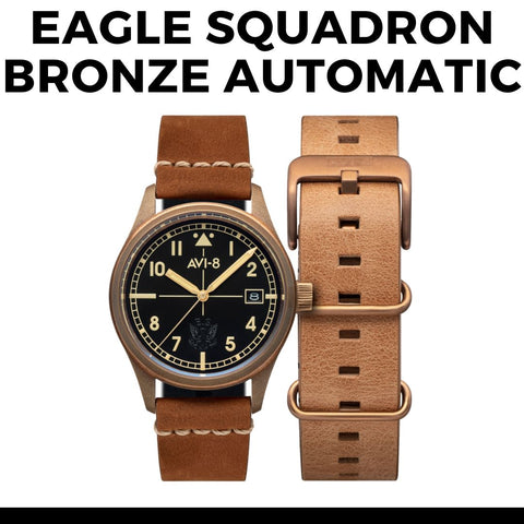 Avi-8 Eagle Squadron Watch