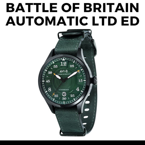 Avi-8 Battle of Britain Watch