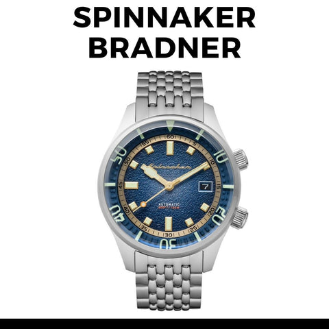 Spinnaker Bradner Watch