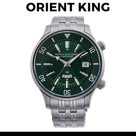 Orient King Watch