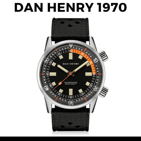 Dan Henry 1970 Watch