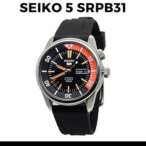 Seiko 5 SRPB31 Watch