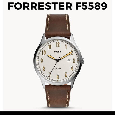 Fossil Forrester F5589 Watch