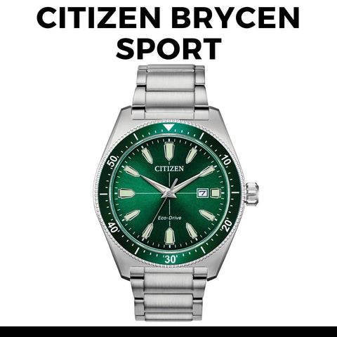 Citizen Brycen Sport AW1598-70X Watch