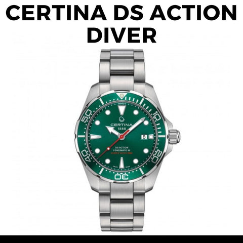 Certina DS Action Divers Watch