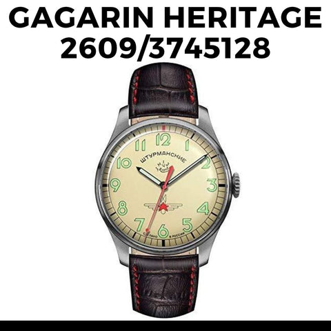 Sturmanskie Gagarin Heritage 2609-3745128 Watch