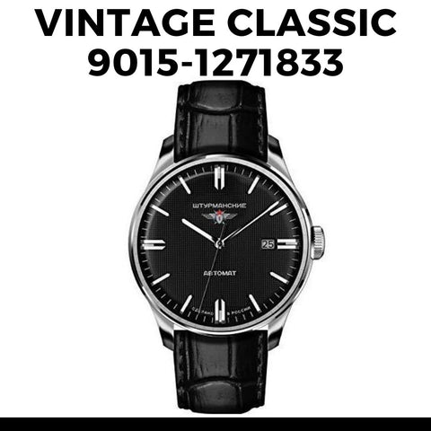 Sturmanskie Vintage Classic 9015-1271833 Watch