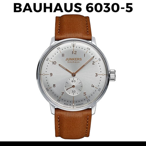 Junkers Bauhaus 6030-5 Watch