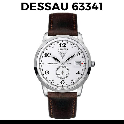 Junkers Dessau 63341 Watch