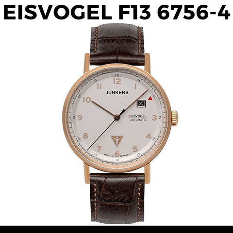 Junkers Eisvogel F13 Watch