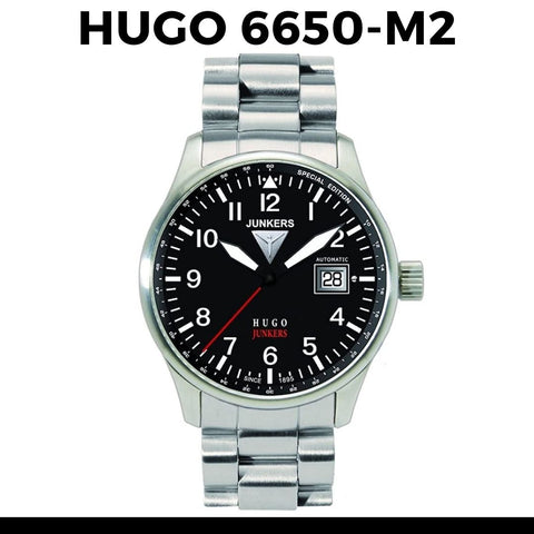 Junkers Hugo Watch