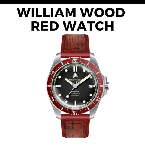 William Wood The Red Watch