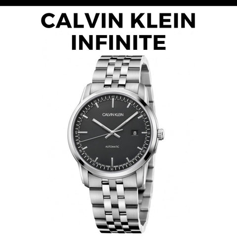 Calvin Klein Infinite watch