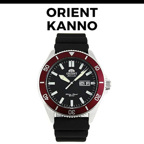 Orient Kanno Automatic Watch
