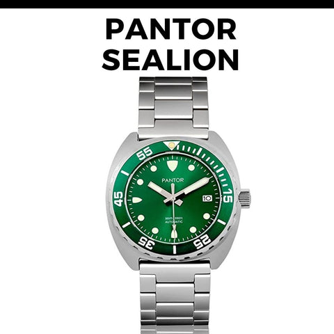 Pantor Sealion Automatic Watch