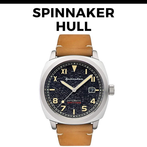 Spinnaker Hull Automatic Watch