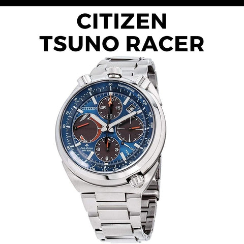 Citizen Tsuno Racer Watch