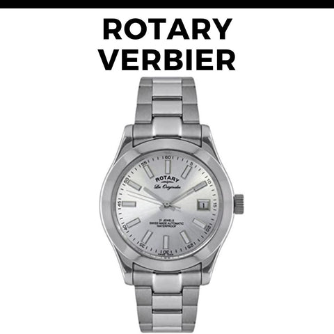 Rotary Verbier Automatic Watch