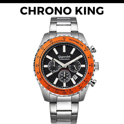 Gigandet Chrono King Watch
