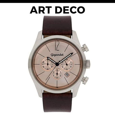 Gigandet Art Deco Watch