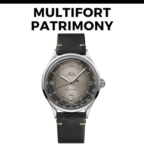 Mido Multifort Patrimony Watch
