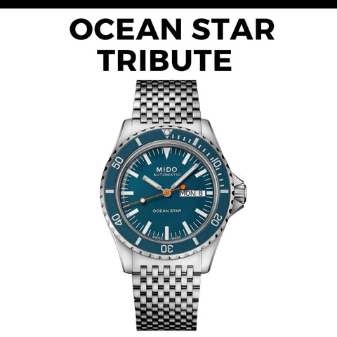 Mido Ocean Star Tribute Watch