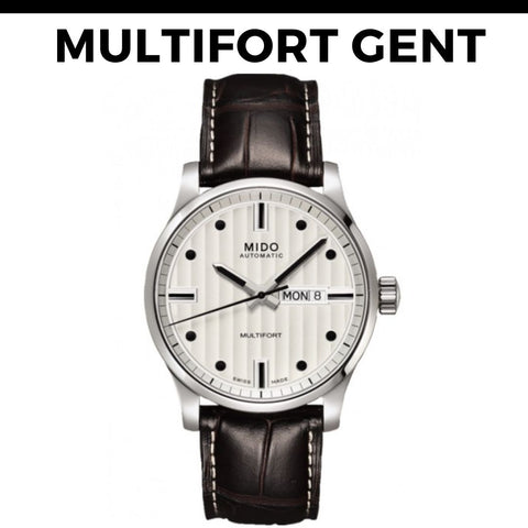 Mido Multifort Gent Watch