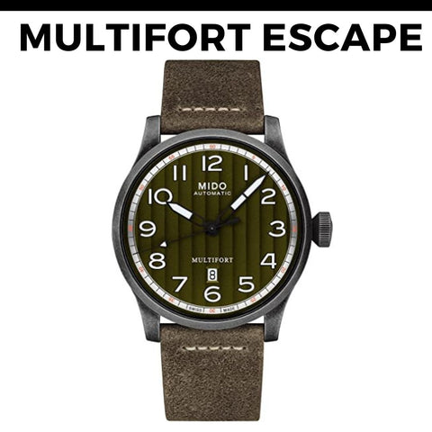 Mido Multifort Escape Watch