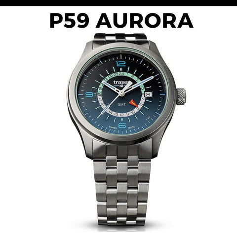 Traser P59 Aurora Watch