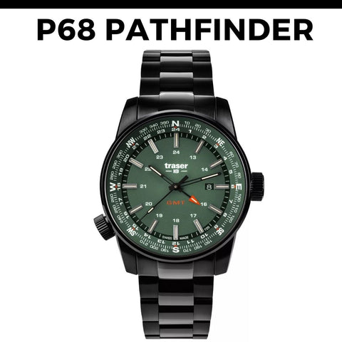 Traser P68 Pathfinder Watch