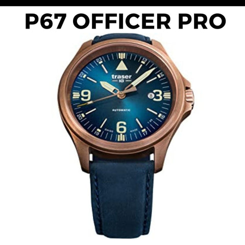 Traser P67 Officer Pro Watch