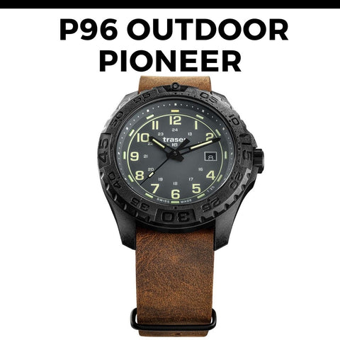 Traser P96 Outdoor Pioneer Watch