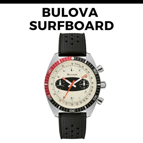 Bulova Surfboard Watch