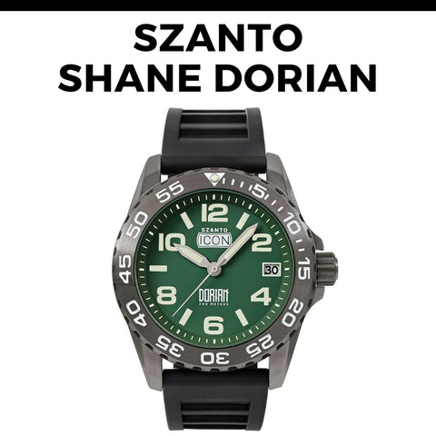 Szanto Shane Dorian Watch